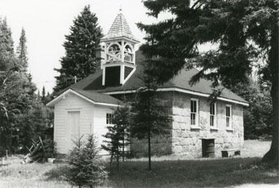 S. S. #7 Machar Hawthorne School, circa 1970