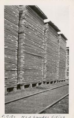 Standard Chemical Company #3 Lumber Siding, circa 1930