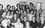 Large Group of Women, circa 1960
