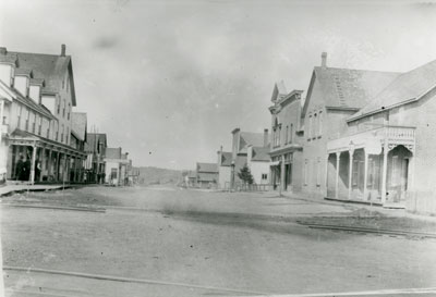 Main Street, South River, circa 1900
