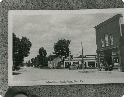 Main Street, South River, circa 1950