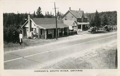 Iverson's, South River, circa 1940