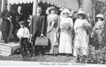 Margret Edgar George Gilchrist Wedding Party