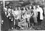 W. M. H. At Alexanders 1935