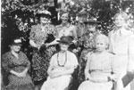 Women's Society at Alexanders, 1935