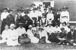 Women's Society at Alexanders Full Group, 1935