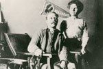 Mr. and Mrs. J. P. Johnstone, 1910