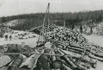 Kent's Mill Log Dump, circa 1935