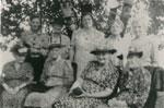 Women's Mission Society, Sundridge, 1935