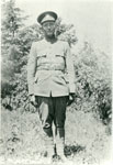 Portrait of Sergeant James Mingare, circa 1916