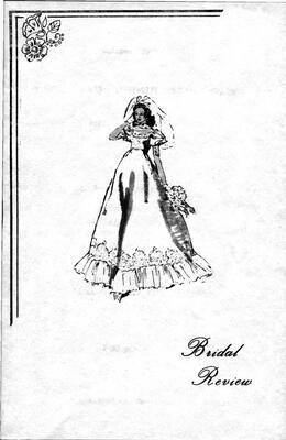 St. John's Centennial Bridal Review