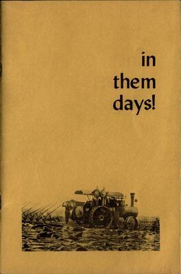In Them Days!