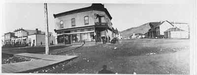 Schreiber Main Street (~1900)