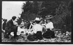 Schreiber Beach Picnic (~1900)