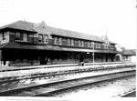 Schreiber CPR Station (1924)