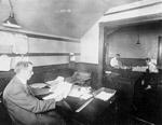 Superintendent's Office, Old Train Station - Schreiber