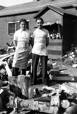Japanese Internment Camp