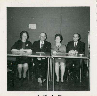 Schreiber C.A.S. Meeting