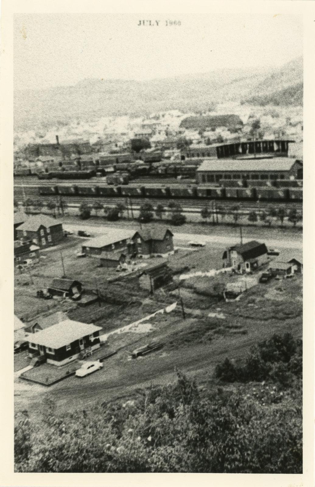 View of Schreiber