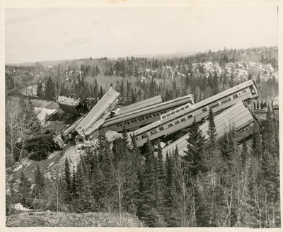 Via Train Wreck