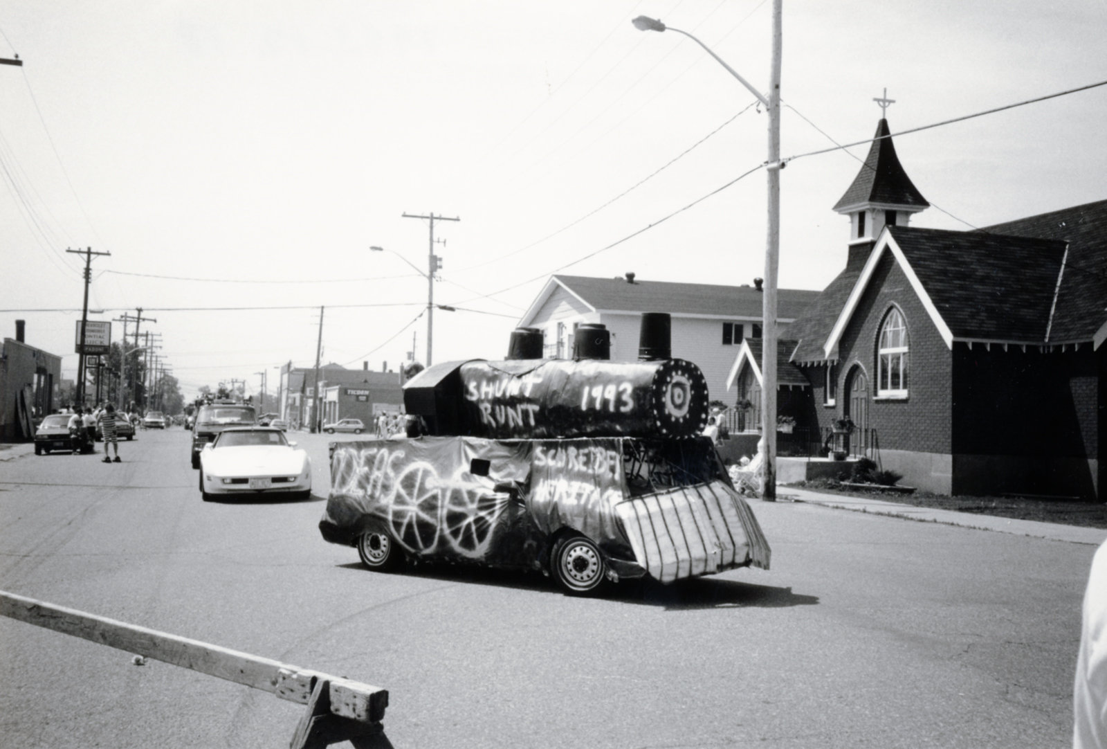 Heritage Day Parade Float
