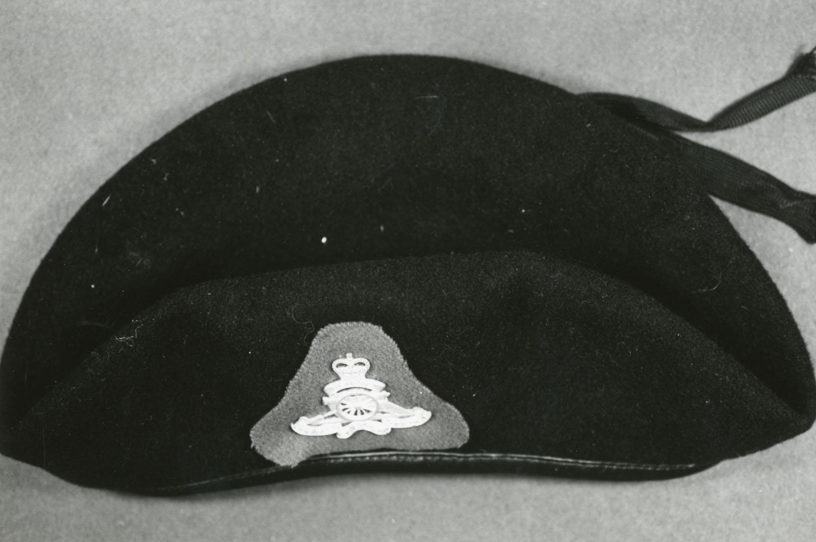 Beret from World War II