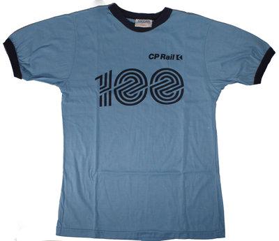 C. P. Rail 100th Birthday T-shirt