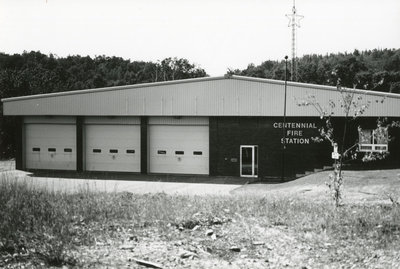 Centennial Fire Station