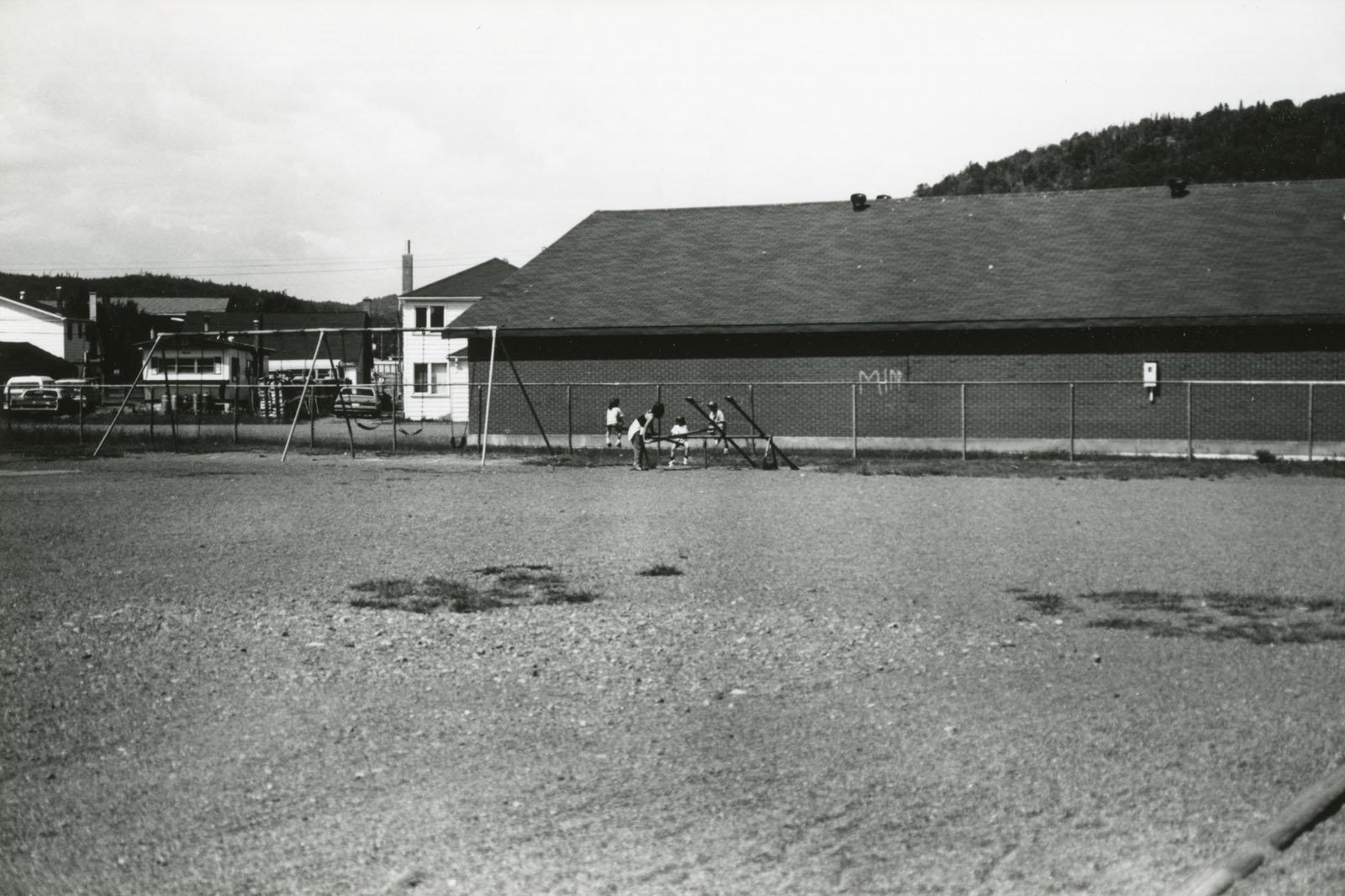 Public School Playground