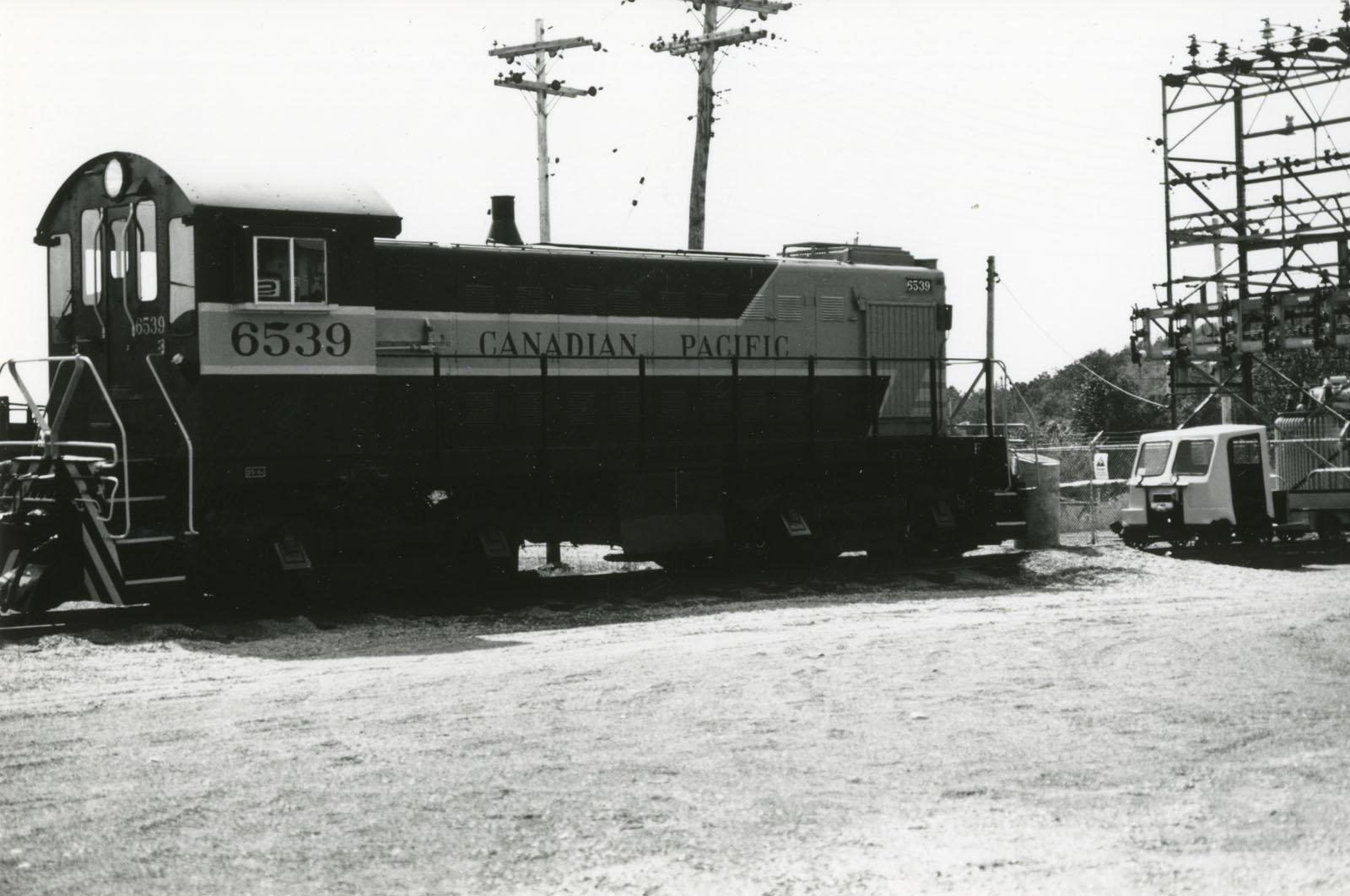 C.P.R. Engine