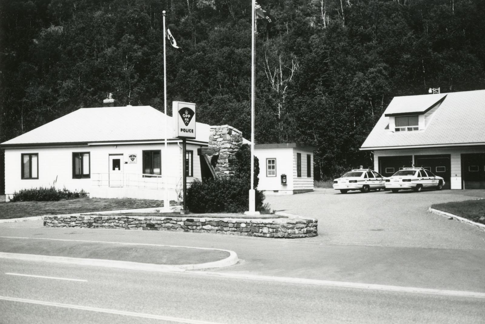 Ontario Provincial Police Station