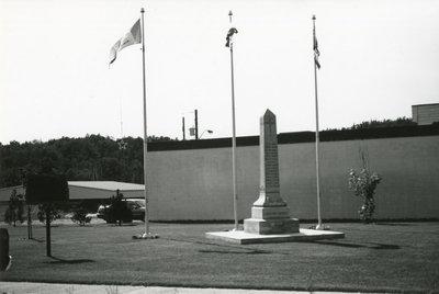 Schreiber Cenotaph