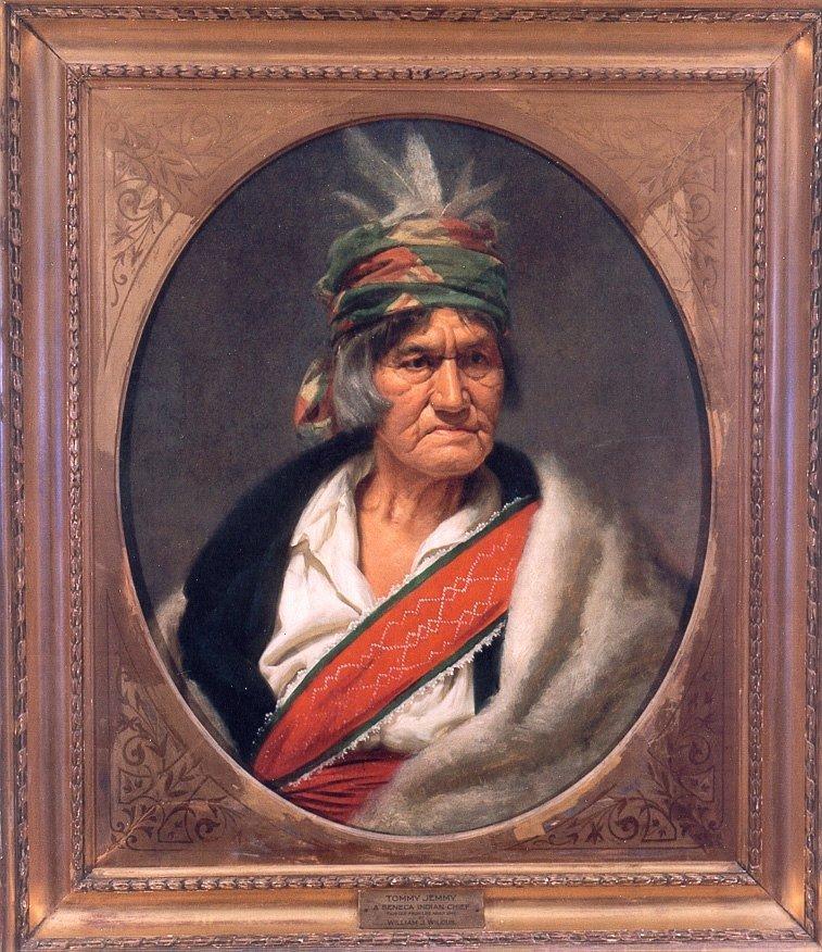 Portrait of Tommy Jemmy