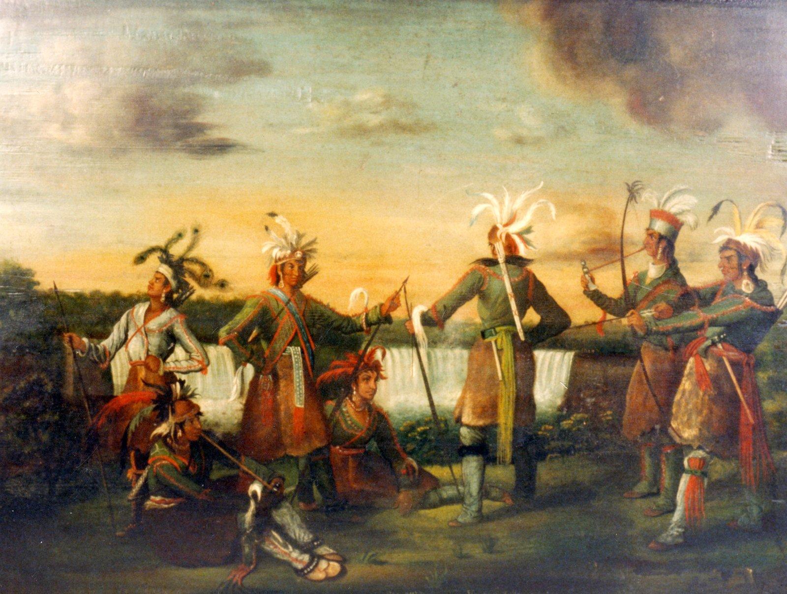 Seneca Veterans of 1812