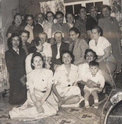 Women's Institute 1955