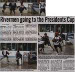 """""""Rivermen going to the Presidents Cup"""""""