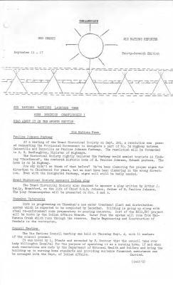 Tekawennake News (Ohsweken, Ontario: Tekawennake News, 1968), 18 Sep 1968, pp.1-8