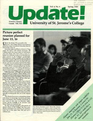 Update! Spring 1985