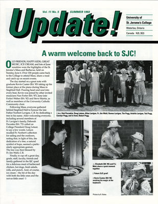 Update! Summer 1993