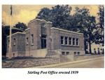 Photograph of Stirling Post Office, Stirling, ON