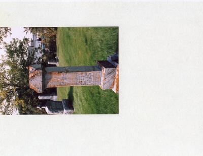 St. James Roman Catholic Cemetery Headstone Photos