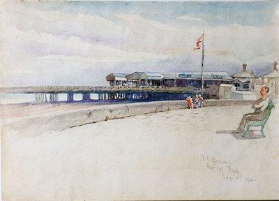 Pier at Ryde