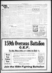 HALLIWELL, RALPH - War letter