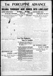 Porcupine Advance4 Jun 1915