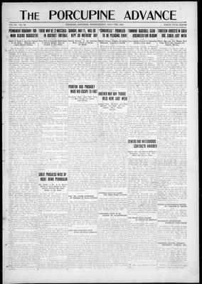 Porcupine Advance, 7 May 1924