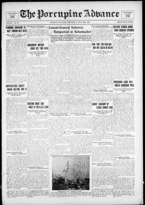 Porcupine Advance, 19 May 1927
