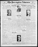 Porcupine Advance3 Oct 1929