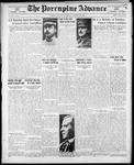 Porcupine Advance10 Oct 1929