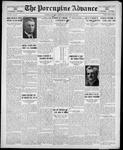 Porcupine Advance12 Dec 1929