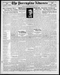 Porcupine Advance13 Mar 1930